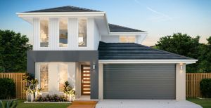 Airlie New Home Design With the Traditional Facade
