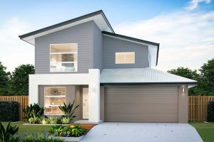 The Airlie 24New Home Design with Haven Facade