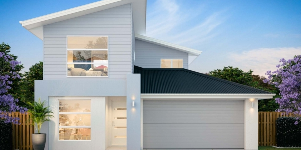 Airlie-26 New Home Design With the Haven Facade