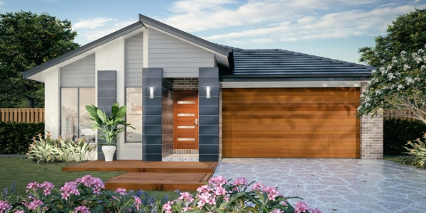 The Aspley New Home Design With the Elite Facade
