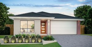 The Avoca New Home Design With the Traditional Facade