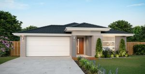 Bargara New Home Design With the Pavilion Facade