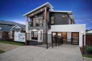 The Belmont 36 New Display Home Street View