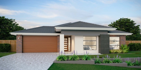The Burleigh New Home Design With the Pavilion Facade