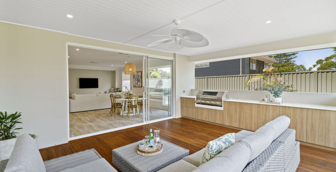 Burleigh 28 at Watagan Park Estate, Cooranbong