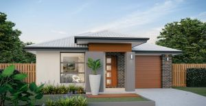 The Coolum New Home Design With the Pavilion Facade