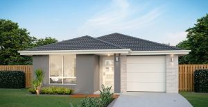 The Coolum New Home Design With the Traditional Facade