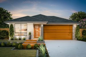 The Guyra 20 New Home Design with Traditional Facade