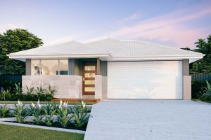 The Guyra 20 New Home Design with Tropic Facade