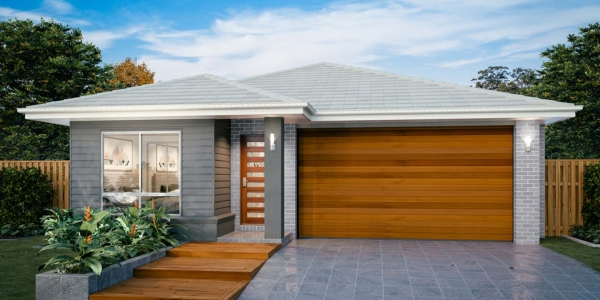 The Guyra New Home Design With the Traditional Facade