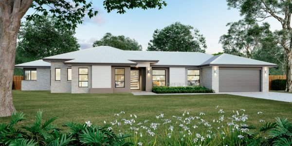New Display Home Hammersley 28 with Urban Facade