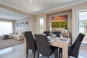The Guyra 20 New Display Home Dining Room