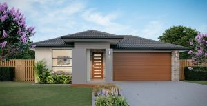 Kingscliffe New Home Design With the Pavilion Facade