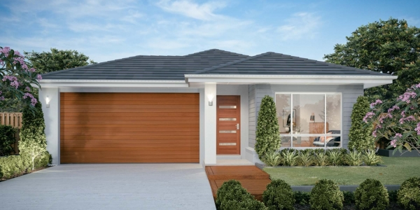 The Millbrook New Home Design With the Traditional Facade