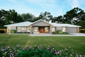 Stirling 35 with village facade Display Home