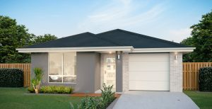 New Display Home Coolum with Traditional Facade